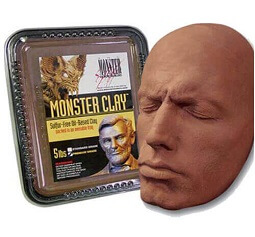 Monster Clay for Sculpting and Modeling