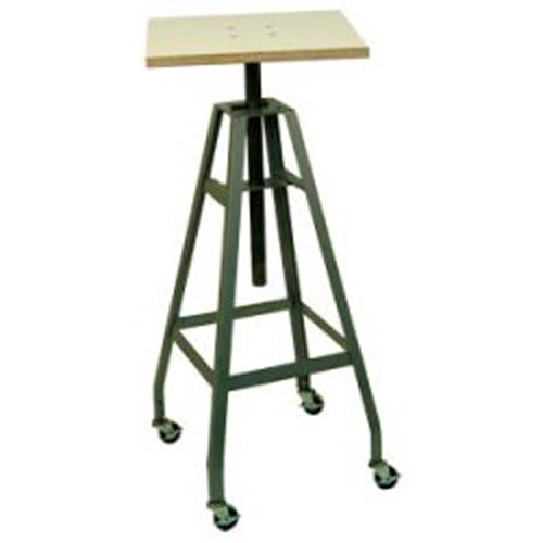 36 to 46 inch Adjustable Sculpting Stand - Sculpture house