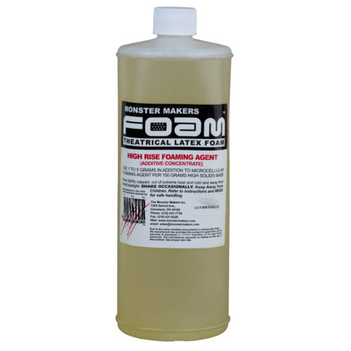 Monster Makers - High Rise Foaming Agent Additive Concentrate - 1 Quart-0