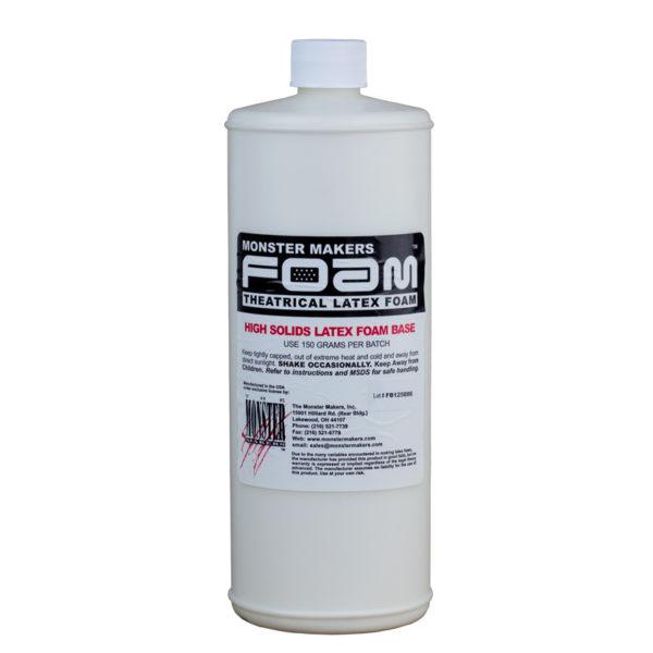 Monster Makers High Solid Foam Latex Base - 1 Quart-0