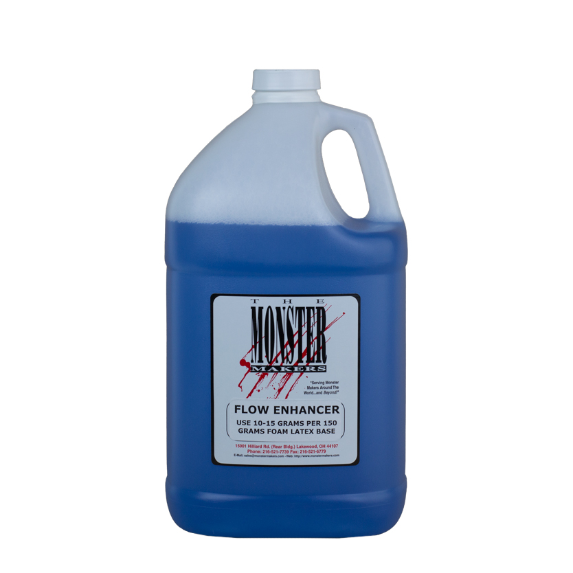 Monster Makers- Foam Latex Flow Enhancer - 1 Gallon-0