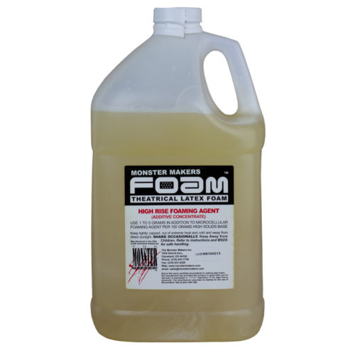 Monster Makers - High Rise Foaming Agent Additive Concentrate - 1 Gallon-0