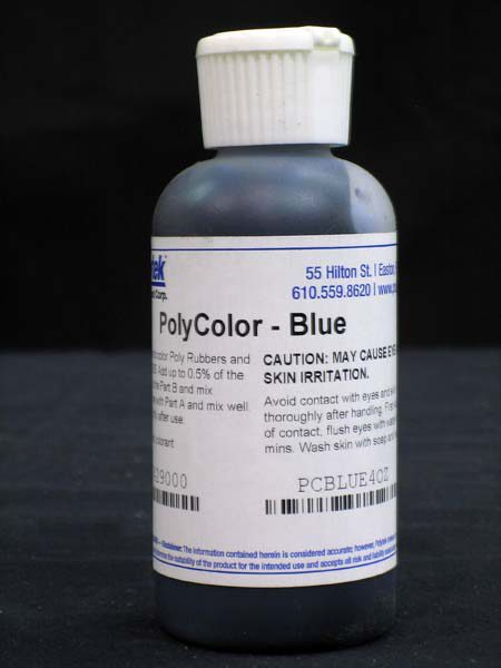 Polycolors - Liquid Dye, Blue- 4 oz.-0
