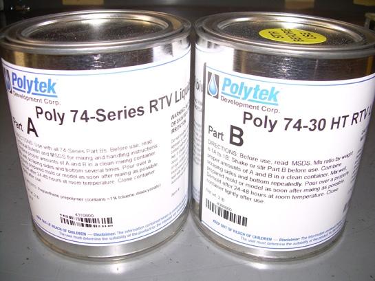 Poly 74-30 HT (4lb Kit)-0
