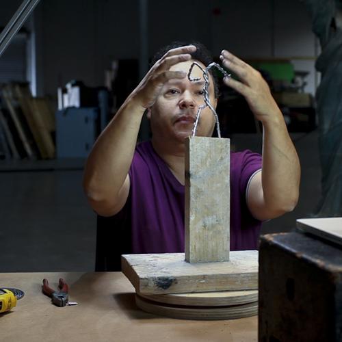 "Sculpting Kit - Jordu Schell's ""How to Sculpt Character Maquettes""-959"