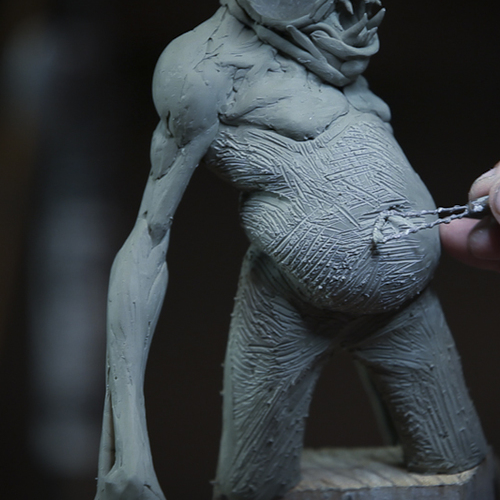 "Sculpting Kit - Jordu Schell's ""How to Sculpt Character Maquettes""-957"