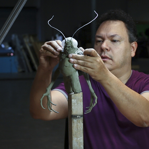 "Sculpting Kit - Jordu Schell's ""How to Sculpt Character Maquettes""-961"