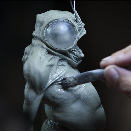 "Sculpting Kit - Jordu Schell's ""How to Sculpt Character Maquettes""-960"