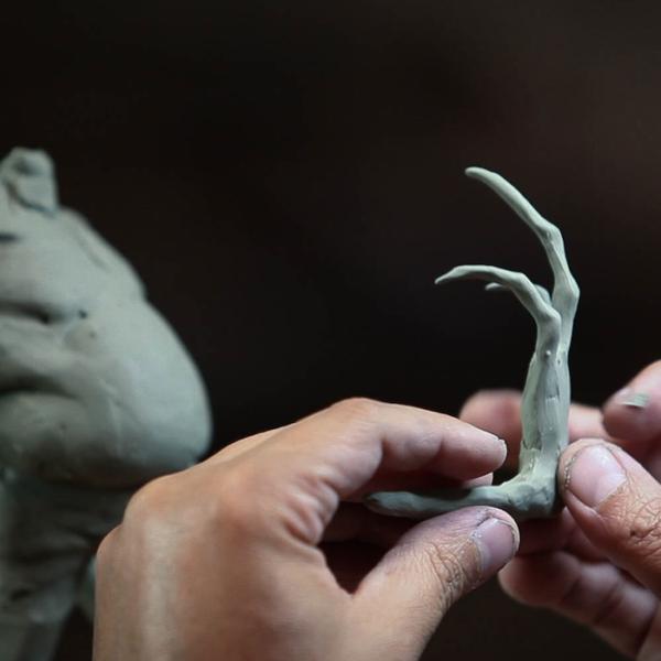 "Sculpting Kit - Jordu Schell's ""How to Sculpt Character Maquettes""-965"
