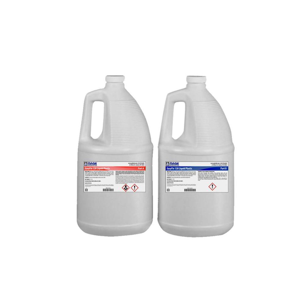 Polytek EasyFlo 120 Liquid Plastic 15lb