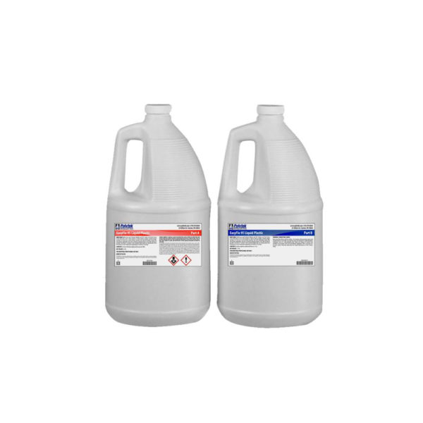 Polytek EasyFlo 95 Liquid Plastic 15lb