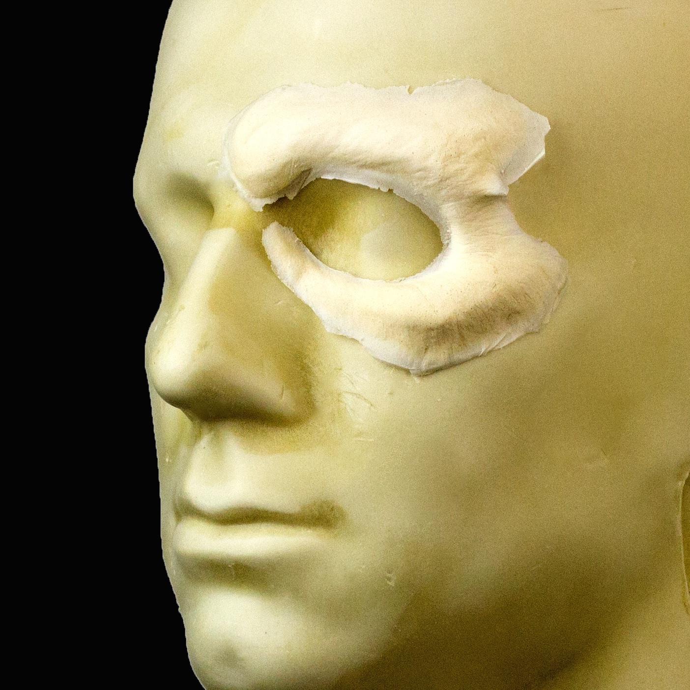 Rubber Wear Zombie Left Eye FRW-074