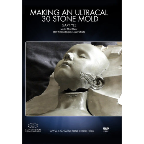 Stan Winston School DVD – How to Make a Stone Mold – Gary Yee