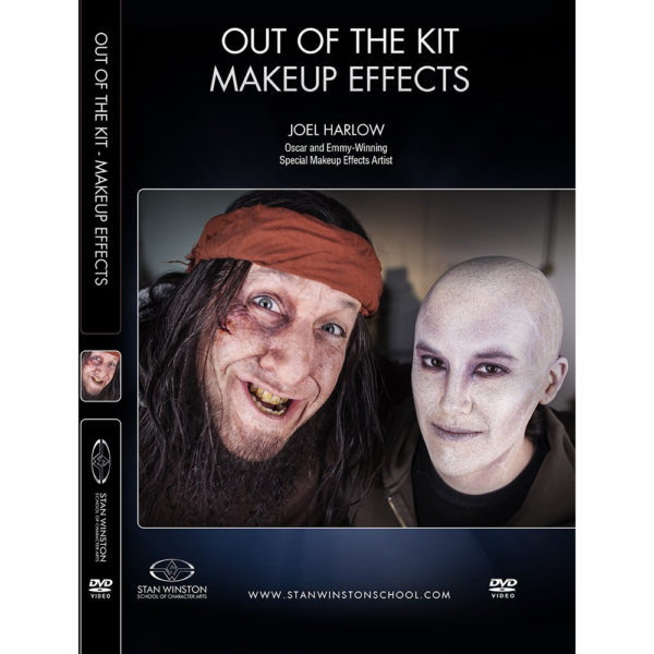 Stan Winston School DVD - Out of the Kit Makeup Effects – Joel Harlow