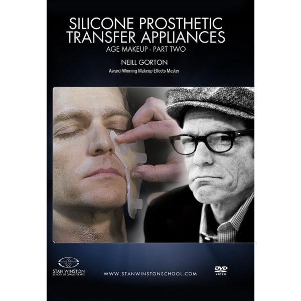 Stan Winston School DVD – Silicone Prosthetic Transfer Appliances: Age Makeup – Part 2 – Neill Gorton